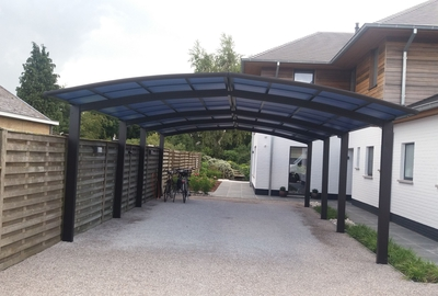 Carport in Aluminium